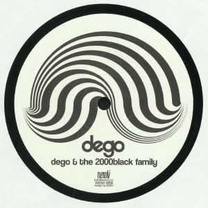 DEGO/THE 2000BLACK FAMILY - The Way It Should Be