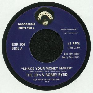 JB'S, The/BOBBY BYRD - Soopastole Edits Vol 6