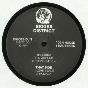 BIGGES DJ'S - In Around