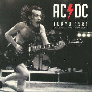 AC/DC - Tokyo 1981: The Classic Japanese Broacast
