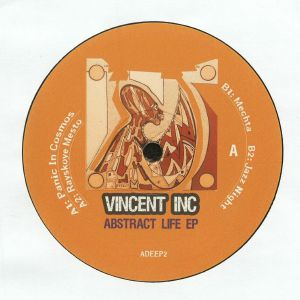 VINCENT INC - Abstract Life EP