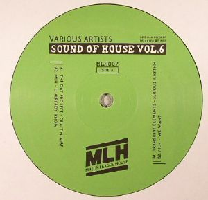 DAT PROJECT, The/MLH/TRANSITIVE ELEMENTS - Sound Of House Vol 6