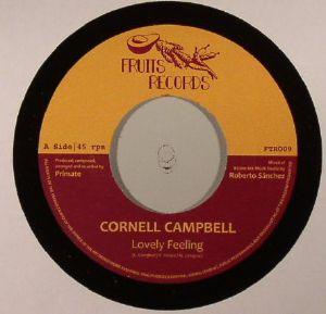 CAMPBELL, Cornell/RAS TELFORD - Lovely Feeling