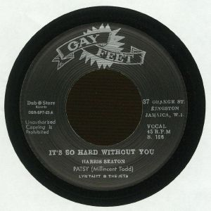 TODD, Patsy Millincent/LYN TAITT & THE JETS/LENNIE HIBBERT - It's So Hard Without You