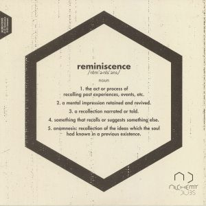 OJAH feat NIK TORP - Reminiscence