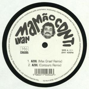 CONTI, Ivan - Azul (remixes)