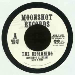 MOONSHOT ALLSTARS - The Beginning