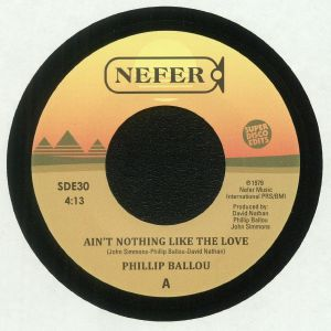 BALLOU, Phillip - Ain't Nothing Like The Love