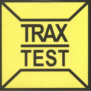 VARIOUS - Trax Test: Excerpts From The Modular Network 1981-1987