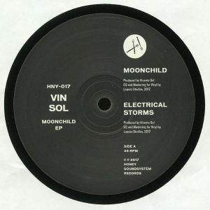 VIN SOL - Moonchild EP