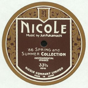FUKAMACHI, Jun - Nicole: 86 Spring & Summer Collection Instrumental Images