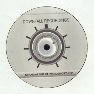 AUDITOR, The/CONSEQUENCE/TRIO 3 - Straight Out Of Wandsworth EP