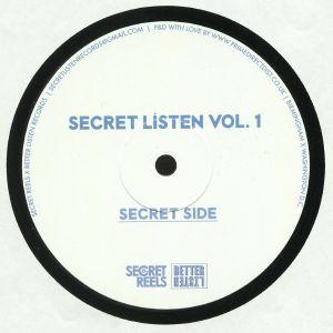 WOLFMAN, Harry/CHOCKY/SUNE/VITAMIN D - Secret Listen Vol 1