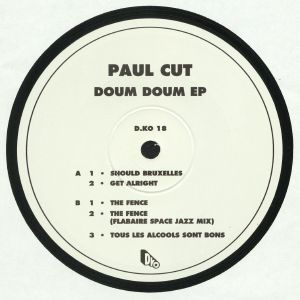 CUT, Paul - Doum Doum EP