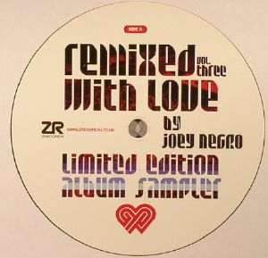 NEGRO, Joey presents RWL - You Know How To Love Me