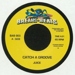 JUICE/FUZZY HASKINS - Catch A Groove