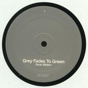 MULERO, Oscar - Grey Fades To Green: Disc 2