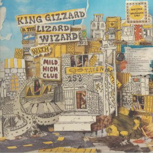 KING GIZZARD & THE LIZARD WIZARD/MILD HIGH CLUB - Sketches Of Brunswick East
