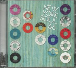 VARIOUS - New York Soul '66