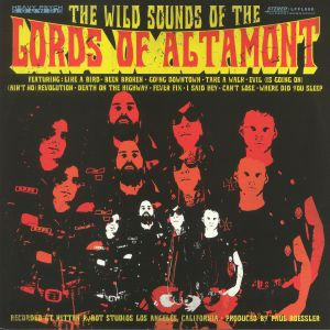 LORDS OF ALTAMONT, The - The Wild Sounds Of