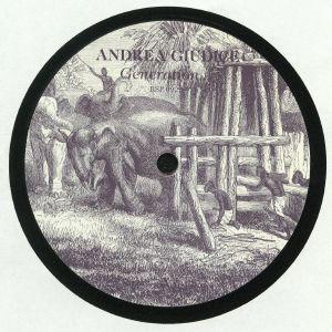GIUDICE, Andrea - Generation EP