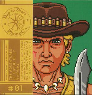 KONAMI KUKEIHA CLUB - The Adventures Of Bayou Billy (soundtrack)