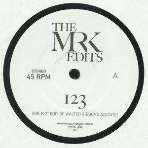 MR K EDITS, The - 123