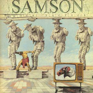 SAMSON - Shock Tactics (reissue)