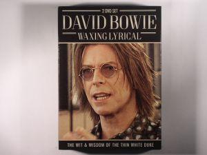 BOWIE, David - Waxing Lyrical