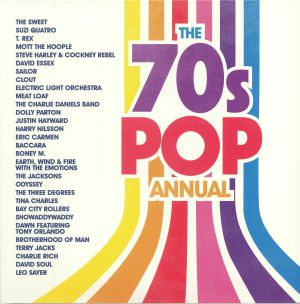 VARIOUS - The 70s Pop Annual