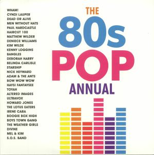 VARIOUS - The 80s Pop Annual