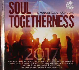 VARIOUS - Soul Togetherness 2017: 15 Modern Soul Room Gems