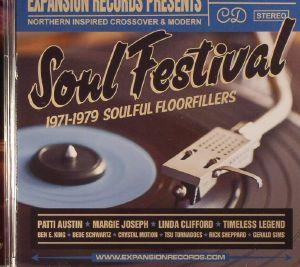 VARIOUS - Soul Festival: 1971-1979 Soulful Floorfillers