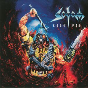 SODOM - Code Red (reissue)