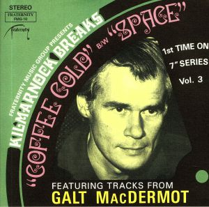 MACDERMOT, Galt - Coffee Cold