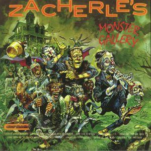 ZACHERLE, John - Zacherle's Monster Gallery