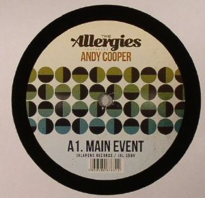 ALLERGIES, The feat ANDY COOPER - Main Event