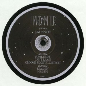 JAVONNTTE - The Groove Society EP