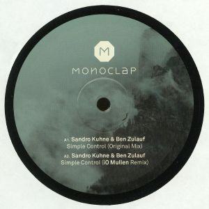 KUHNE, Sandro/BEN ZULAUF - Simple Control
