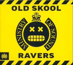 VARIOUS - Old Skool Ravers