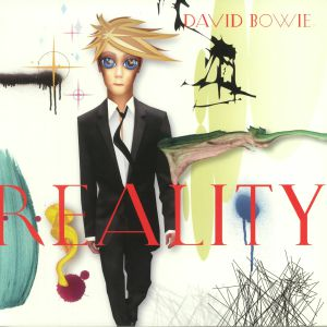 BOWIE, David - Reality (reissue)