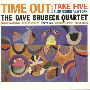 DAVE BRUBECK QUARTET - Time Out (reissue)