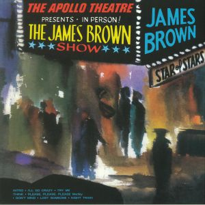 BROWN, James - Live At The Apollo (reissue)