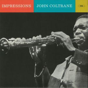 COLTRANE, John - Impressions (reissue)