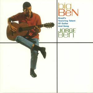 BEN, Jorge - Samba Esquema Novo (reissue)