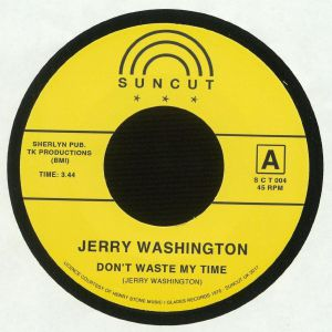 WASHINGTON, Jerry/TIMMY THOMAS - Don't Waste My Time