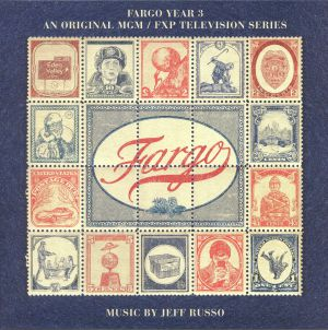 RUSSO, Jeff - Fargo Year 3 (Soundtrack)