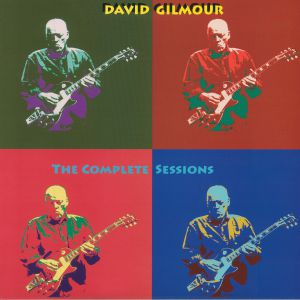 GILMOUR, David - The Complete Sessions