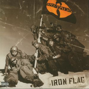 WU TANG CLAN - Iron Flag (reissue)