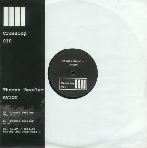 HESSLER, Thomas/AVION - CROSSING 010